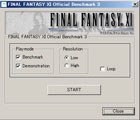 Final Fantasy XI Benchmark 3